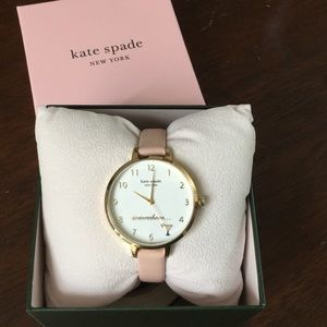 Kate Spade 5:00 Somewhere watch